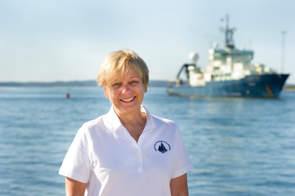 Dr. Susan Avery, Director, Woods Hole Oceanographic Institution